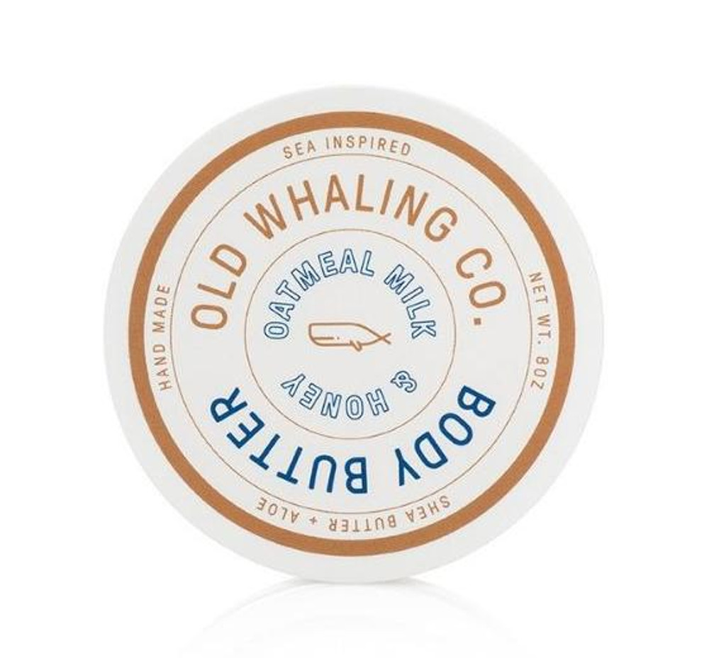 Old Whaling Co. - Oatmeal Milk & Honey Body Butter