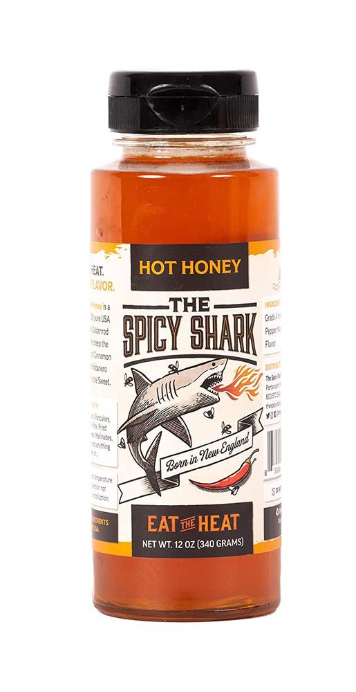 The Spicy Shark - Hot Honey