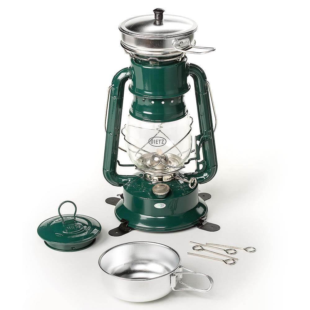 Dietz - 2000 Millennium Warm-it-Up Lantern