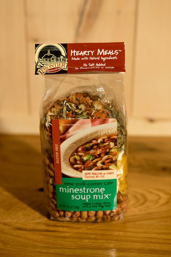 Frontier Soups - Ministrone Soup Mix