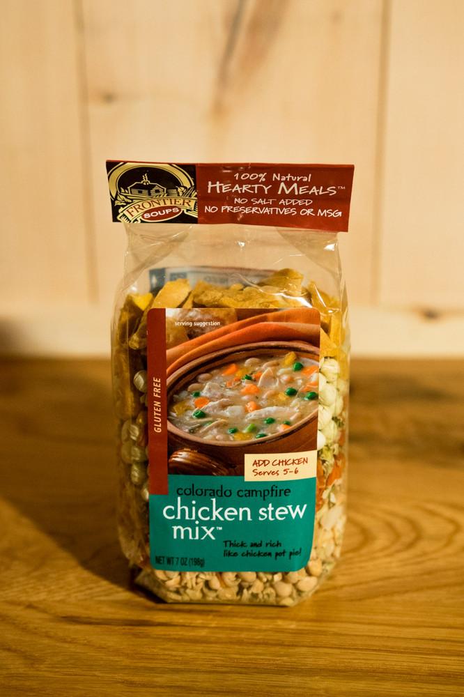 Frontier Soups - Chicken Stew Mix