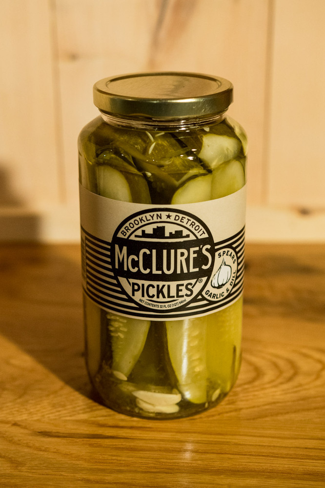 McClure's Pickles - Garlic and Dill