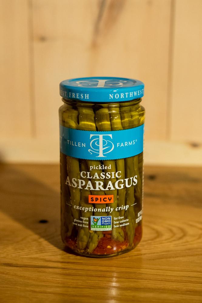 Tillen Farms - Pickle Classic Asparagus