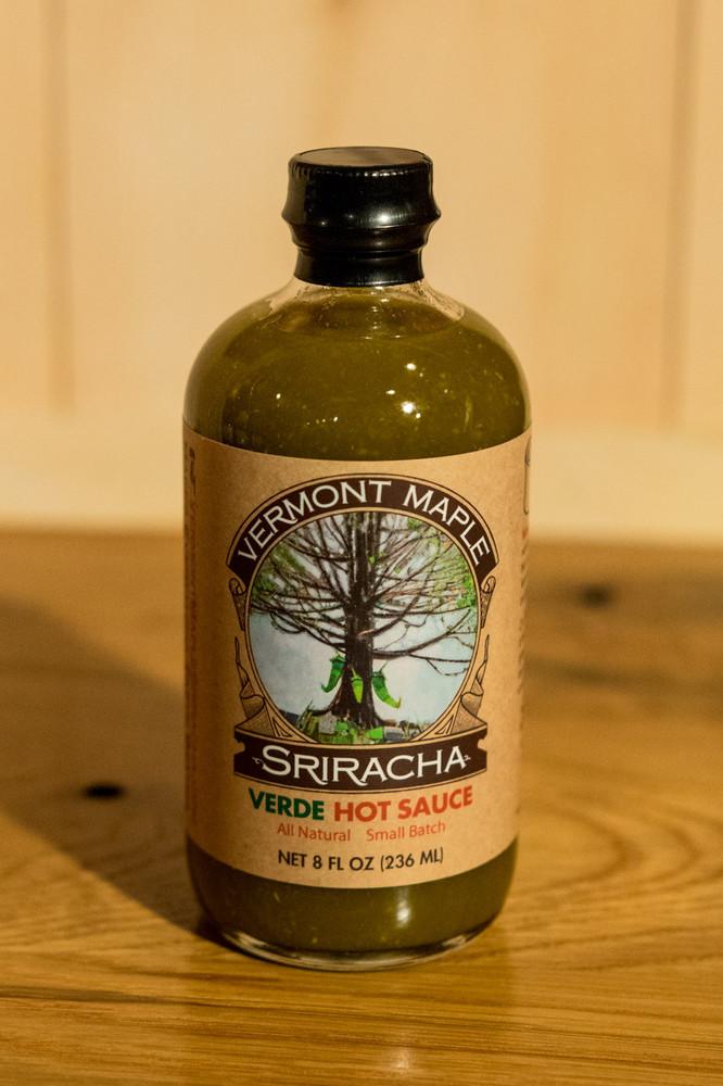 Vermont Maple Sriracha - Verde Hot Sauce