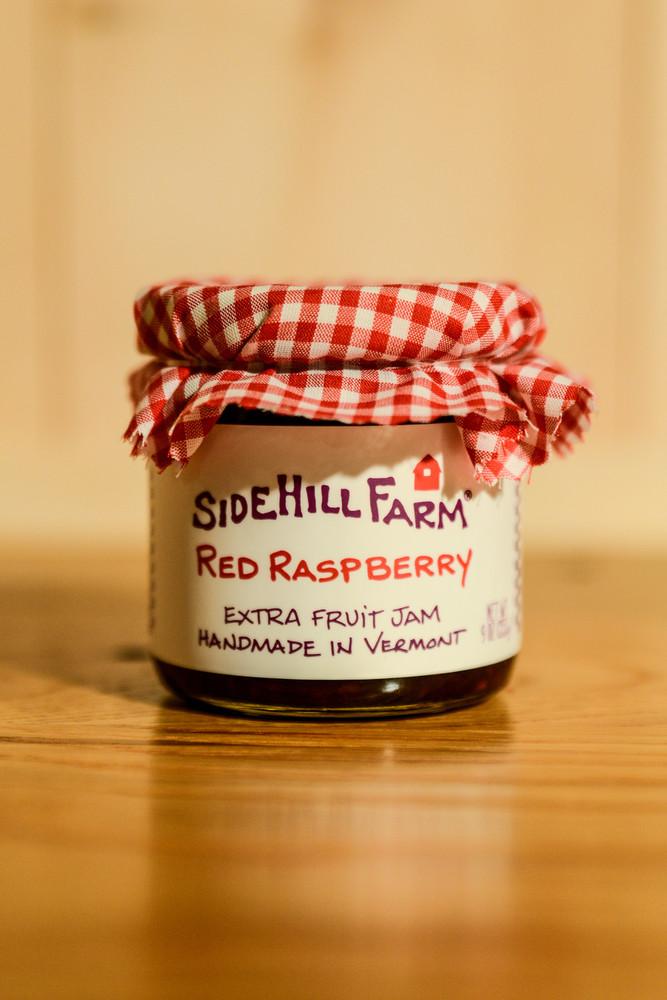Sidehill Farm - Red Raspberry Jam