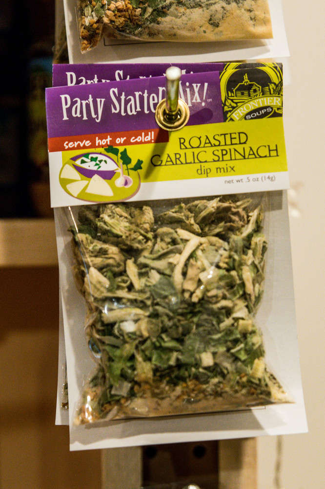 Frontier Soups - Roasted Garlic Spinach Dip Mix