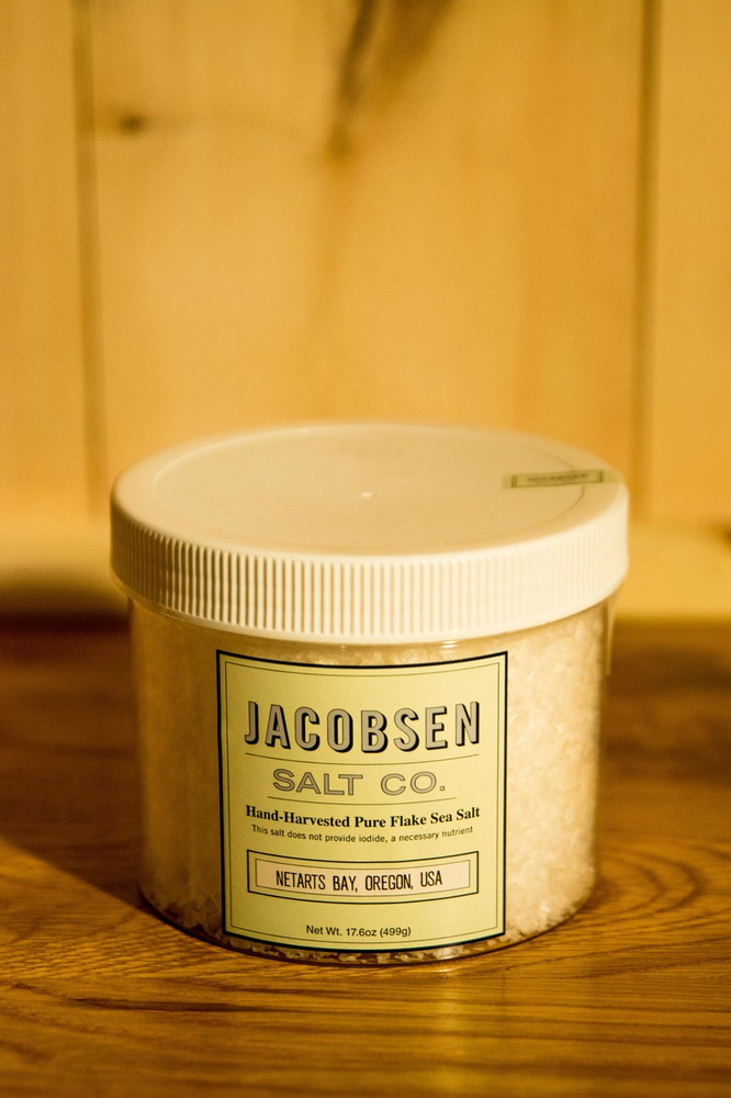 Jacobsen Salt Co. - Hand Harvested Pure Flake Sea Salt