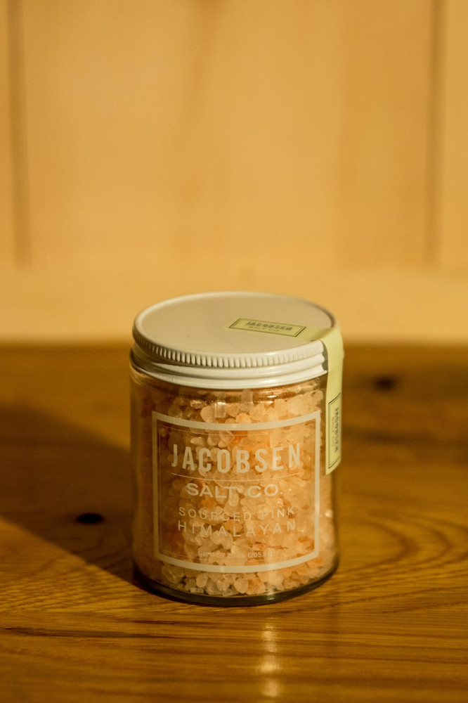 Jacobsen Salt Co. - Sourced Pink Himalayan Salt