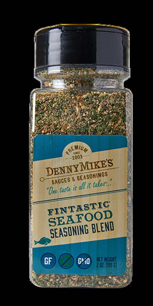 Denny Mike's - Fintastic Seafood Seasoning Blend
