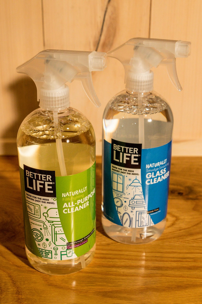 Better Life - All Purpose Cleaner (Clary Sage & Citrus)