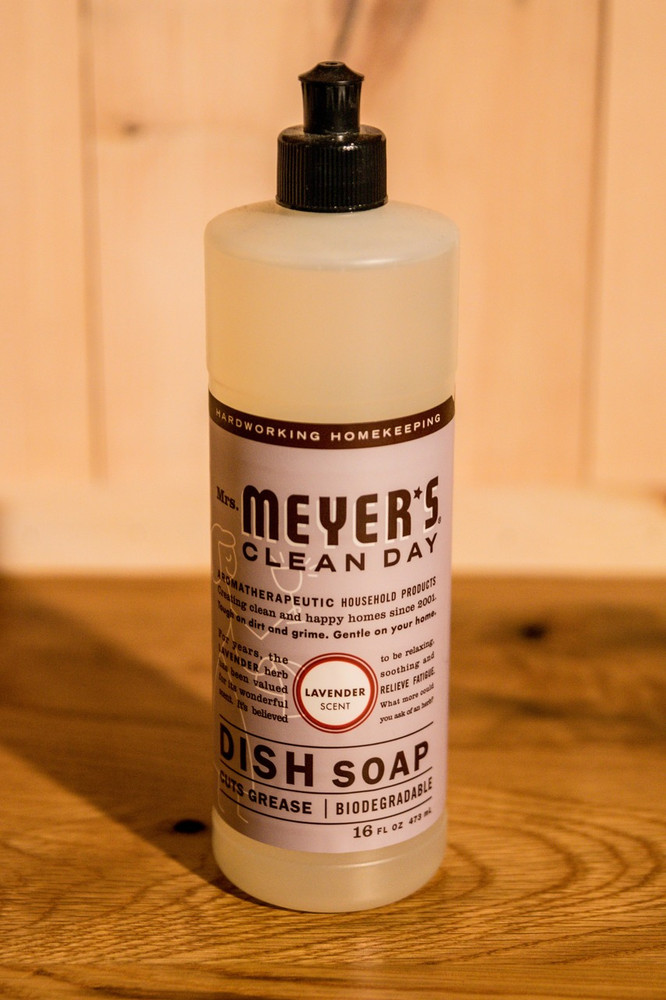 Mrs. Meyer's - Dish Soap (Lavender)