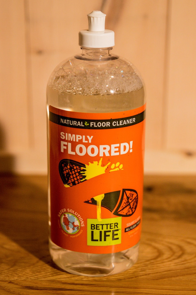 "Better Life - ""Simply Floored"" Floor Cleaner (Citrus Mint)"