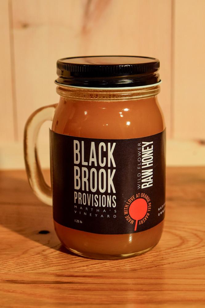 Black Brook Provisions - Wild Flower Raw Honey