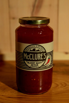 McClure's - Bloody Mary Mixer