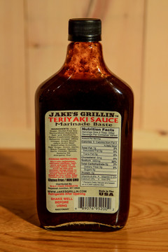 Jake's Grillin - Terriyaki Sauce