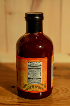 American Stockyard - Private Reserve BBQ Sauce