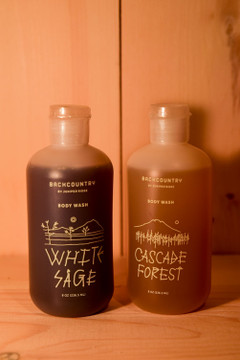 Juniper Ride - Cascade Forest Backcountry Body Wash