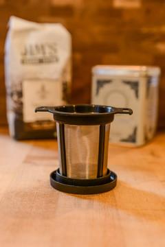 Finum - Brewing Basket Tea & Coffee Filter