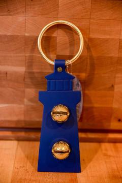 New England Bells - Blue Lighthouse