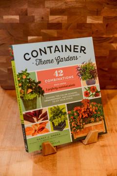 Container Theme Gardens - Nancy J Ondra