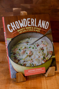 Chowderland by Brooke Dojny