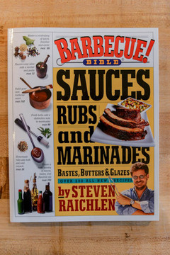 Barbecue! Bible by Steven Raichlen