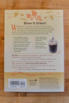 Sustainable Homebrewing by Amelia Slayton Loftus
