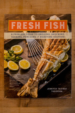 Fresh Fish by Jennifer Trainer Thompson