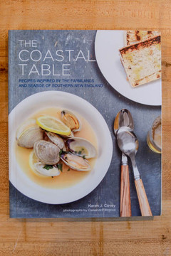 The Coastal Table by Karen Covey