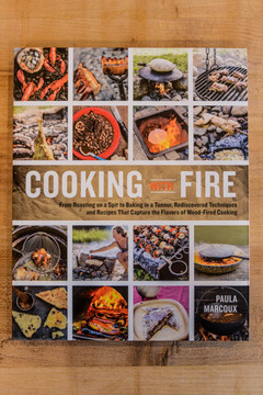 Cooking with Fire by Paula Marcoux