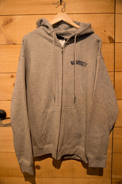 MATTAPOISETT & TWGS LOGO Zip-Up Sweatshirt