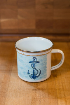 Anchor Camp Mug