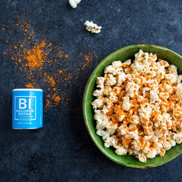 Spiceology - Popcorn Seasoning Variety Pack - 6 Shakers