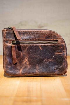 Kodiak Leather Co. - Denali Gear Pouch (Dark Walnut)