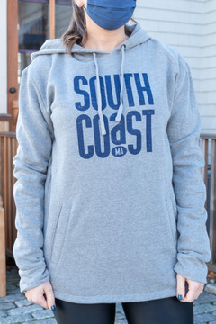 South Coast Massachusetts Pullover Hoodie Sweatshirt