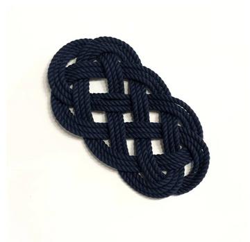 Mystic Knotworks - Ocean Plait Trivet