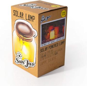 Sun Jar - Solar Lamp