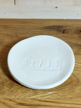 Bone White 02739 Tapas Dish