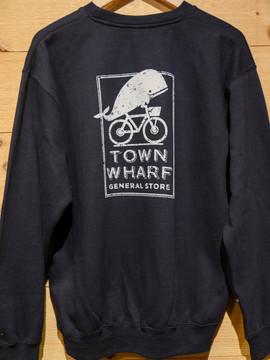Mattapoisett & TWGS Logo Crewneck Sweatshirt