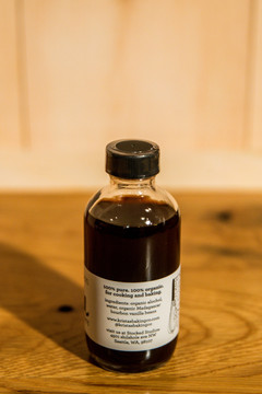 Madagascar Bourbon - Organic Vanilla Extract