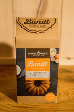 Nordic Ware - Cinnamon Spice Original Bundt Cake Mix