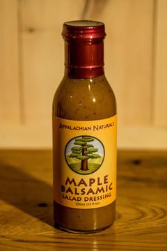 Appalachian Naturals - Maple Balsamic Salad Dressing