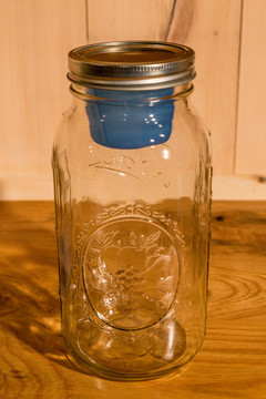 Cuppow - BNTO Wide Mouth Canning Jar Lunchbox Adaptor