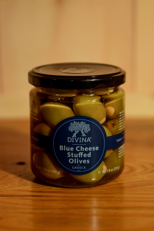 Divina - Blue Cheese Stuffed Olives
