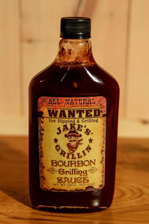 Jake's Grillin - Bourbon Grilling Sauce