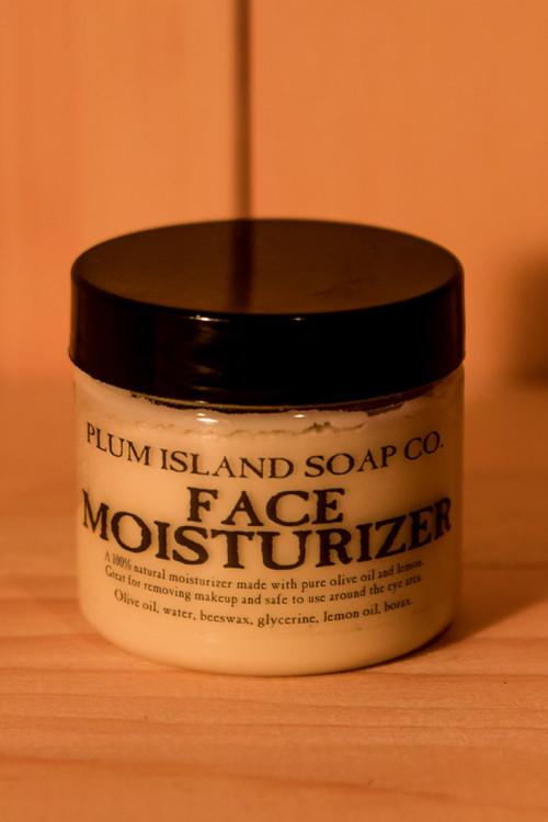 Plumb Island Soap Co. - Face Moisturizer