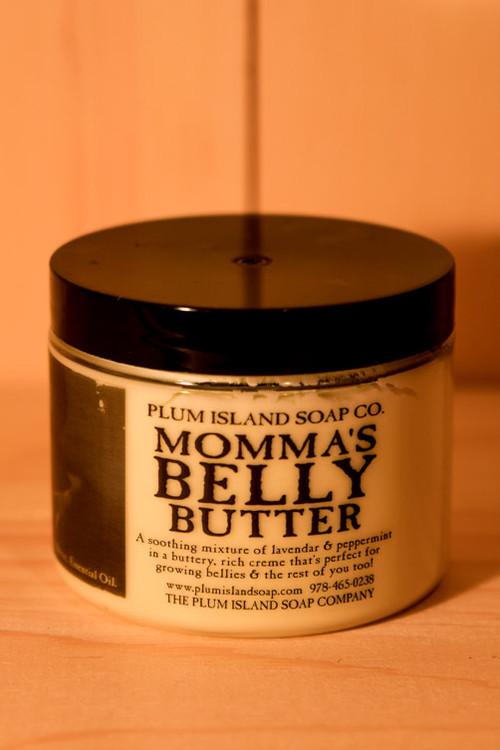 Plumb Island Soap Co. - Momma's Belly Butter