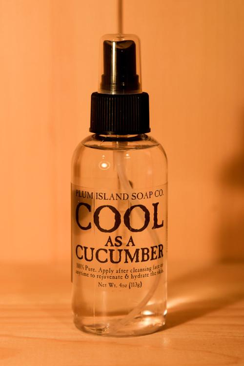 Plum Island Soap Co. - Cool As a Cucumber