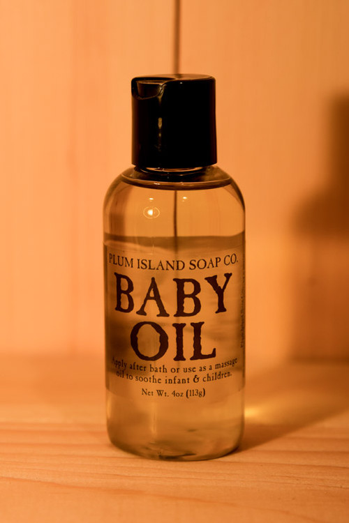 Plumb Island Soap Co. - Baby Oil