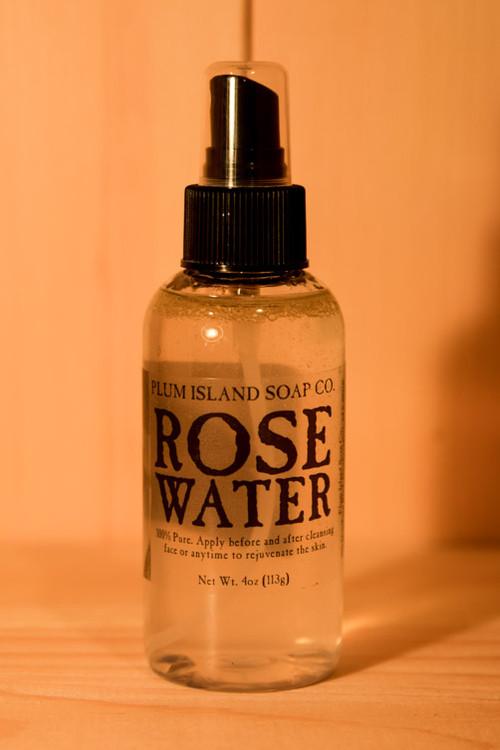 Plumb Island Soap Co. - Rose Water